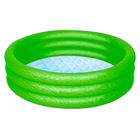 Bestway: Felfújható 3 gyűrűs medence - több színben 102 x 25 cm