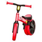 Yvelo: Junior Balance bicicletă fără pedale - roşu