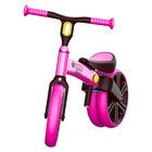 Yvelo: Junior Balance bicicletă fără pedale - roz