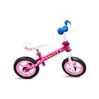 Stamp: Minnie Mouse - bicicletă fără pedale