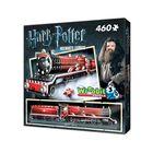 Harry Potter: Roxfort Express puzzle 3D
