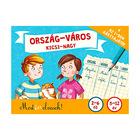 Ţară-oraş, mic-mare - joc de cărţi în lb. maghiară
