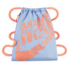 Nike: Tornazsák - világoskék-neon narancs