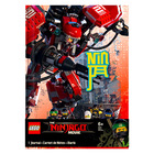 Lego Ninjago: jurnal
