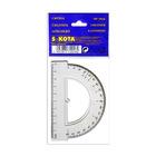 Sakota: Szögmérő - 10 cm