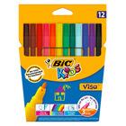 BIC Kids: 12 darabos filctoll szett