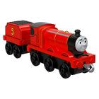 Thomas Trackmaster: Push Along Large Engine - James