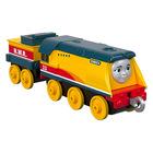 Thomas Trackmaster: Push Along Metal Engine - Locomotiva Rebecca