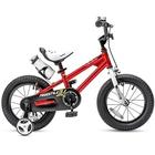 RoyalBaby: FreeStyle bicicletă - 12, roşu