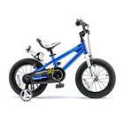 RoyalBaby: FreeStyle bicikli - 16, kék