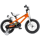 RoyalBaby: FreeStyle bicikli - 16, narancs