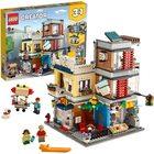 LEGO Creator: Városi kisállat kereskedés és kávézó 31097