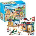Playmobil: vidám család nagy kempinggel - 70087
