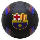 FC Barcelona: minge de fotbal - negru