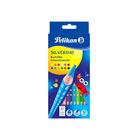Pelikan: Silverino 12 darabos színes ceruza