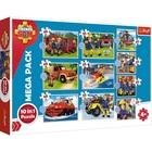 Pompierul Sam: Echipa de salvare a lui Sam - puzzle 10-în-1