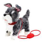 Pitter Patter Pets: Sétáltatható Marcipán kutyus pórázzal