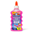 Elmer's: Glitteres ragasztó - 177 ml, rózsaszín