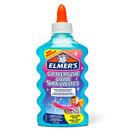 Elmer's: Glitteres ragasztó - 177 ml, kék