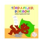 Carte educativă Marék Veronika Boribon gândeşte-te - în limba maghiară