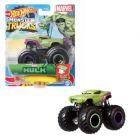 Hot Wheels Monster Truck: Marvel Hulk kisautó