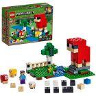 LEGO Minecraft: A gyapjúfarm 21153