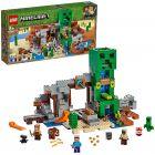 LEGO Minecraft: A Creeper barlang 21155