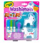 Set creativ, Animăluţe care pot fi spălate, căţeluşi, Crayola Washimals
