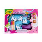 Crayola Washimals: kimosható állatkák - kád szett
