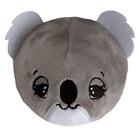 Figurină coala de pluş, Soft n Slo Fuzzeez - 10 cm