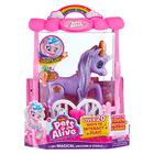 Set de joacă Unicornul magic Pets Alive, mov