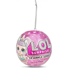 Păpuşă L.O.L Surprise, Sparkle Dolls - păpuşi surprize strălucitoare, diferite