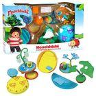 Monchhichi: Nappali játékszett - többféle