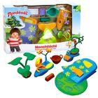 Monchhichi: hálószoba játékszett - többféle