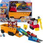Thomas, a gőzmozdony: 2 az 1-ben mozdonytároló és szállító pályaszett