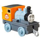 Locomotiva Bash, Thomas Trackmaster, Push Along Metal Engine