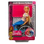 Barbie Fashionistas: kerekesszékes baba