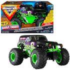 Maşinuţă cu telecomandă Megalodon, Monster Jam RC - 1:15