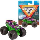 Monster Jam: Mașinuță Grave Digger - 1:70