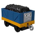 Thomas Trackmaster: Push Along Metal Engine - Locomotiva Troublesome Truck