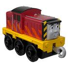 Thomas Trackmaster: Push Along Metal Engine - Locomotiva Salty
