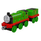 Thomas Trackmaster: Push Along Metal Engine - Locomotiva Henry