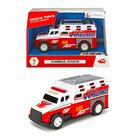Jucărie Ambulanţă cu sunet şi lumini, Dickie - 15 cm