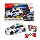 Dickie: Audi RS3 rendőrségi autó - 15 cm