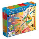 Set de construcţie magnetic Geomag Confetti - 32 de piese