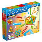 Set de construcţie magnetic Geomag Confetti - 50 de piese