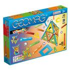 Set de construcţie magnetic Geomag Confetti - 68 de piese