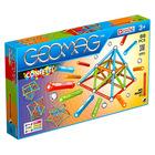 Set de construcţie magnetic Geomag Confetti - 88 de piese