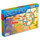 Set de construcţie magnetic Geomag Confetti - 127 de piese