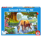 Schmidt: Lovak a pataknál 150 db-os puzzle